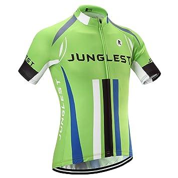 (maillot tamaño XXXL) Ciclismo Ropa al Maillot Jersey bicicleta Mangas  cómoda libre Trajes de aire Respirable ciclo ciclistas rápido jerseys  secado  ... 55e483e97313c