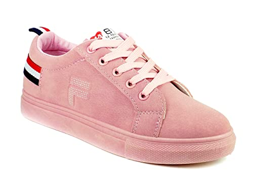 3a648e0ac8b Ripley Dockstreet F Series Pink Casual Shoes  Buy Online at Low Prices in  India - Amazon.in