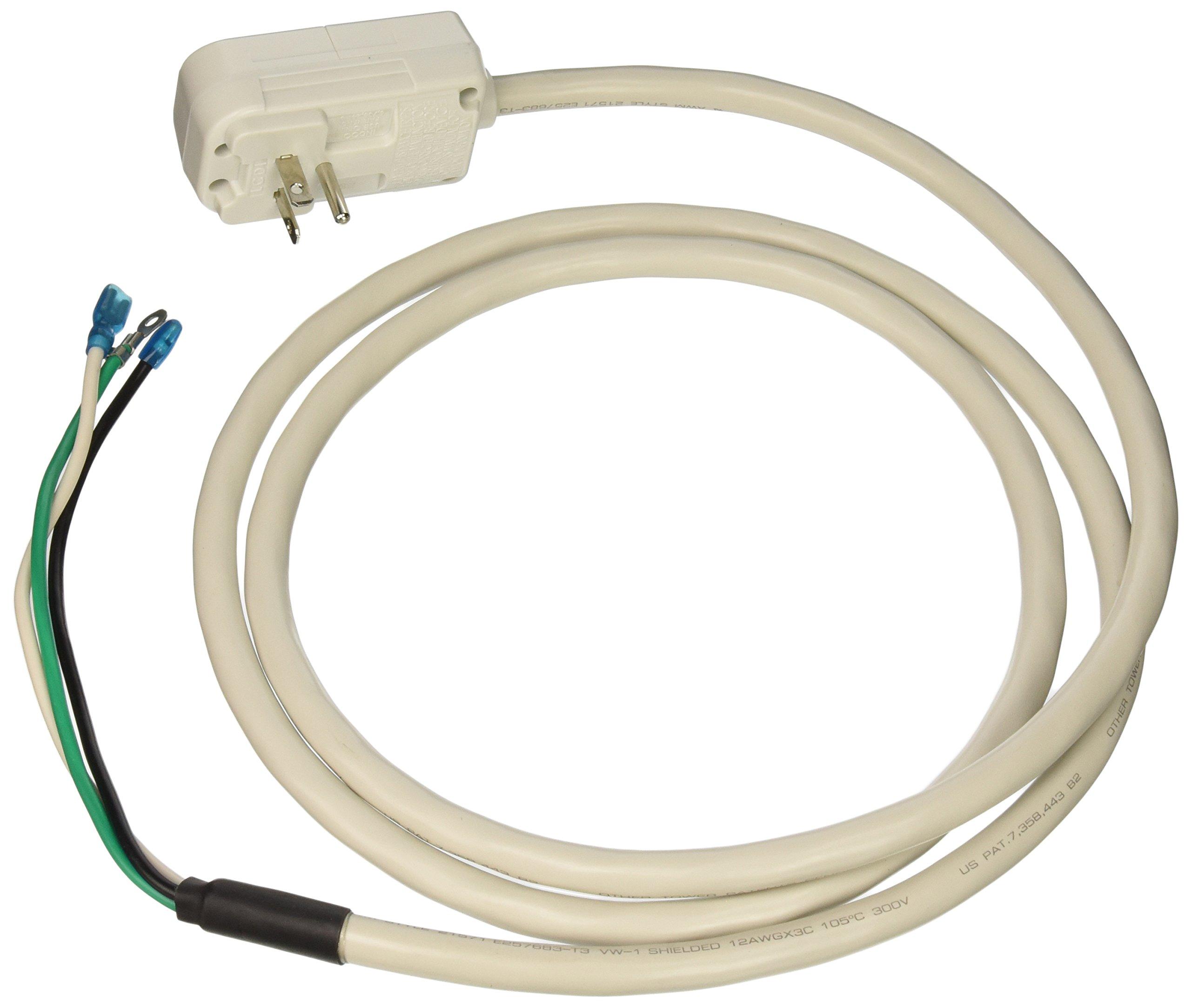 Frigidaire 5304471066 Air Conditioner Power Cord