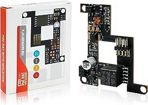 LoveRPi Power-Over-Ethernet (PoE) HAT for Raspberry Pi 4 Model B and Raspberry Pi 3 Model B+ (Professional, Isolated (3KV))
