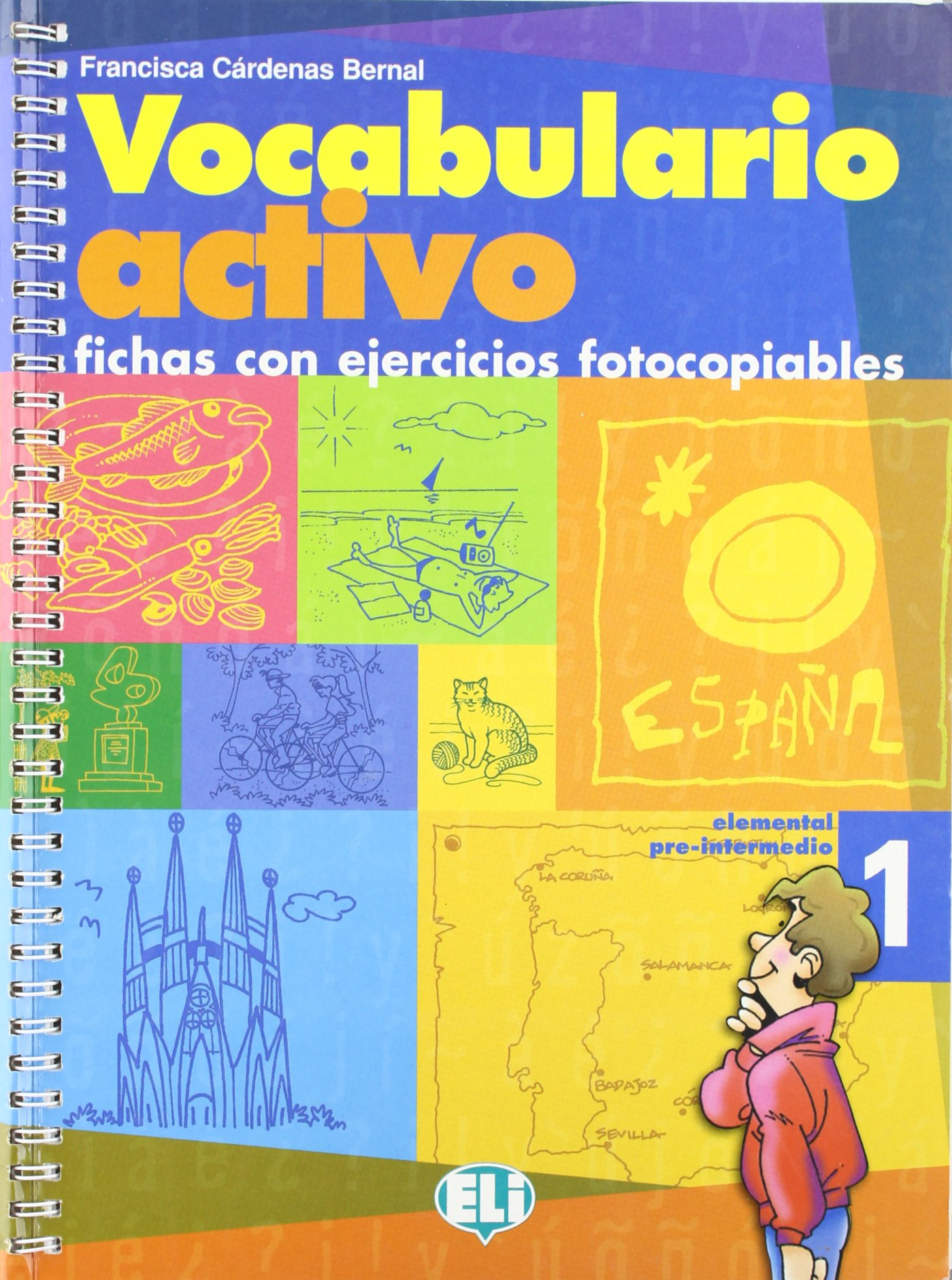 Read Online Vocabulario activo: Volume 1 pdf