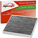 EPAuto CP809 (CF11809) Replacement for Cadillac/Chevrolet/GMC Premium Cabin Air Filter includes Activated Carbon