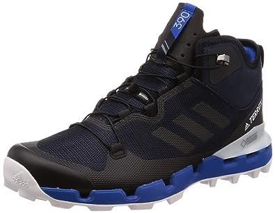 size 40 fbf97 1c0f0 adidas Terrex Fast Mid GTX-Surround, Chaussures de Randonnée Hautes Homme,  Multicolore (