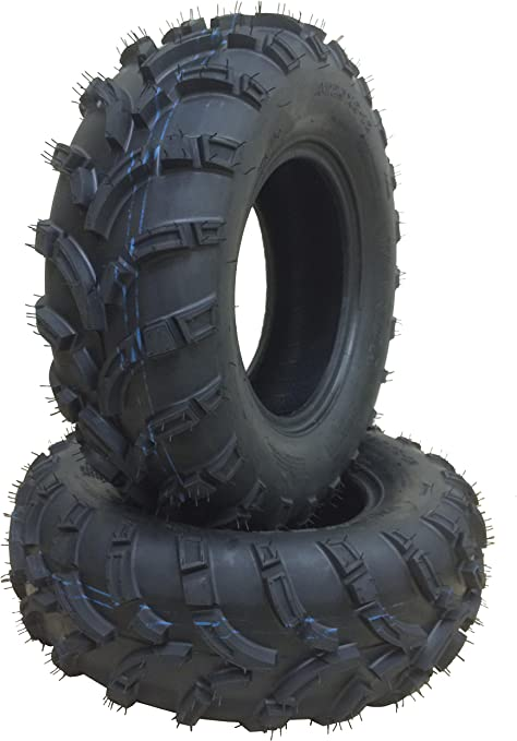 2 New AT MASTER ATV//UTV Tires 24x8-12 //6PR P373-10202 /…