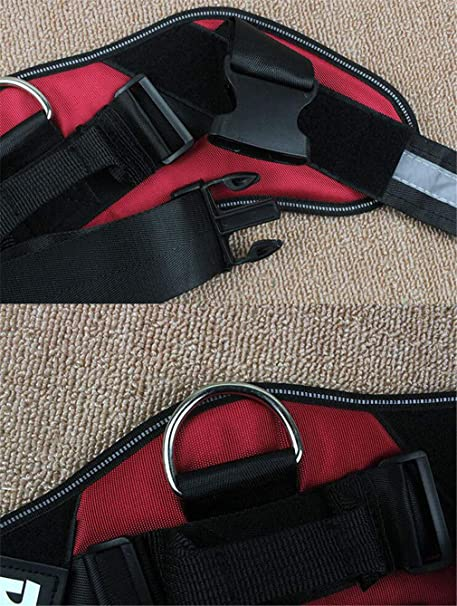LFANH Cinturón de Pecho, Oxford Chaleco de la Tela de Estilo ...