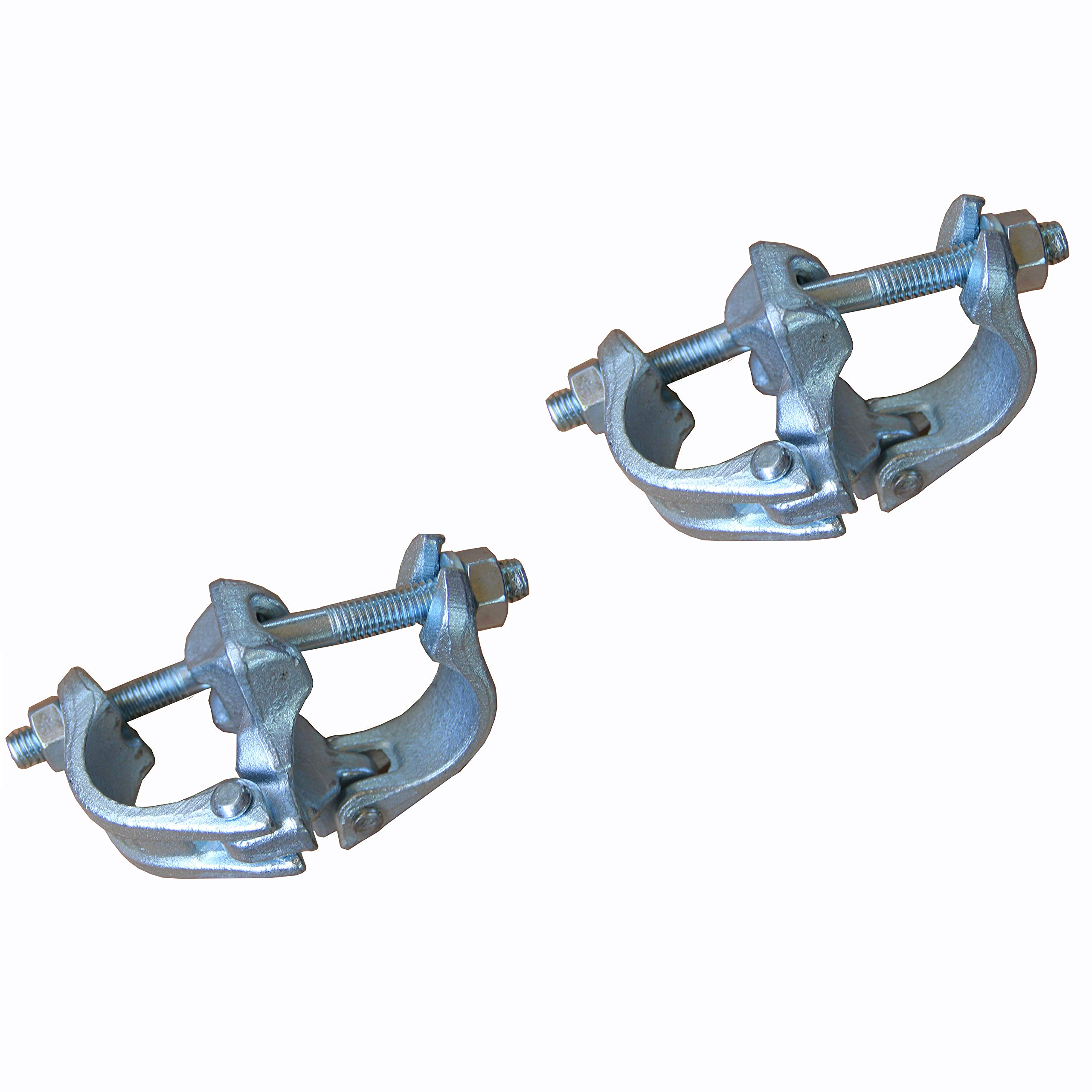 Fixed Right Angle Scaffolding Clamps British Type 2 pcs Brand New Prisms by prisms