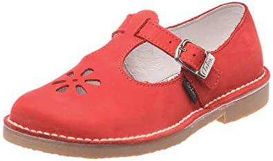 58b1ac8a0f Aster Dingo, Chaussures basses fille - Rouge, 24 EU: Amazon.fr ...
