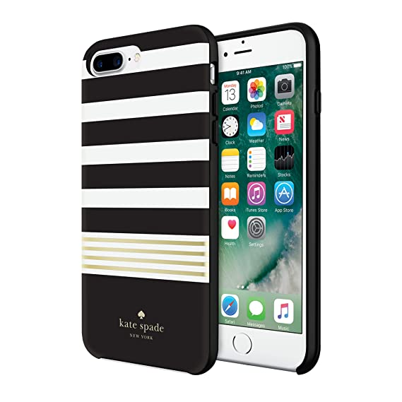 15f04470d1e Incipio Apple iPhone 7 Plus/8 Plus Kate Spade New York híbrida rígida Cases  - Stripe2: Amazon.com.mx: Electrónicos
