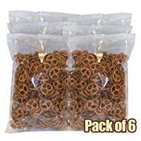 6-Pack Snyders Of Hanover Mini Pretzels 1 Pound