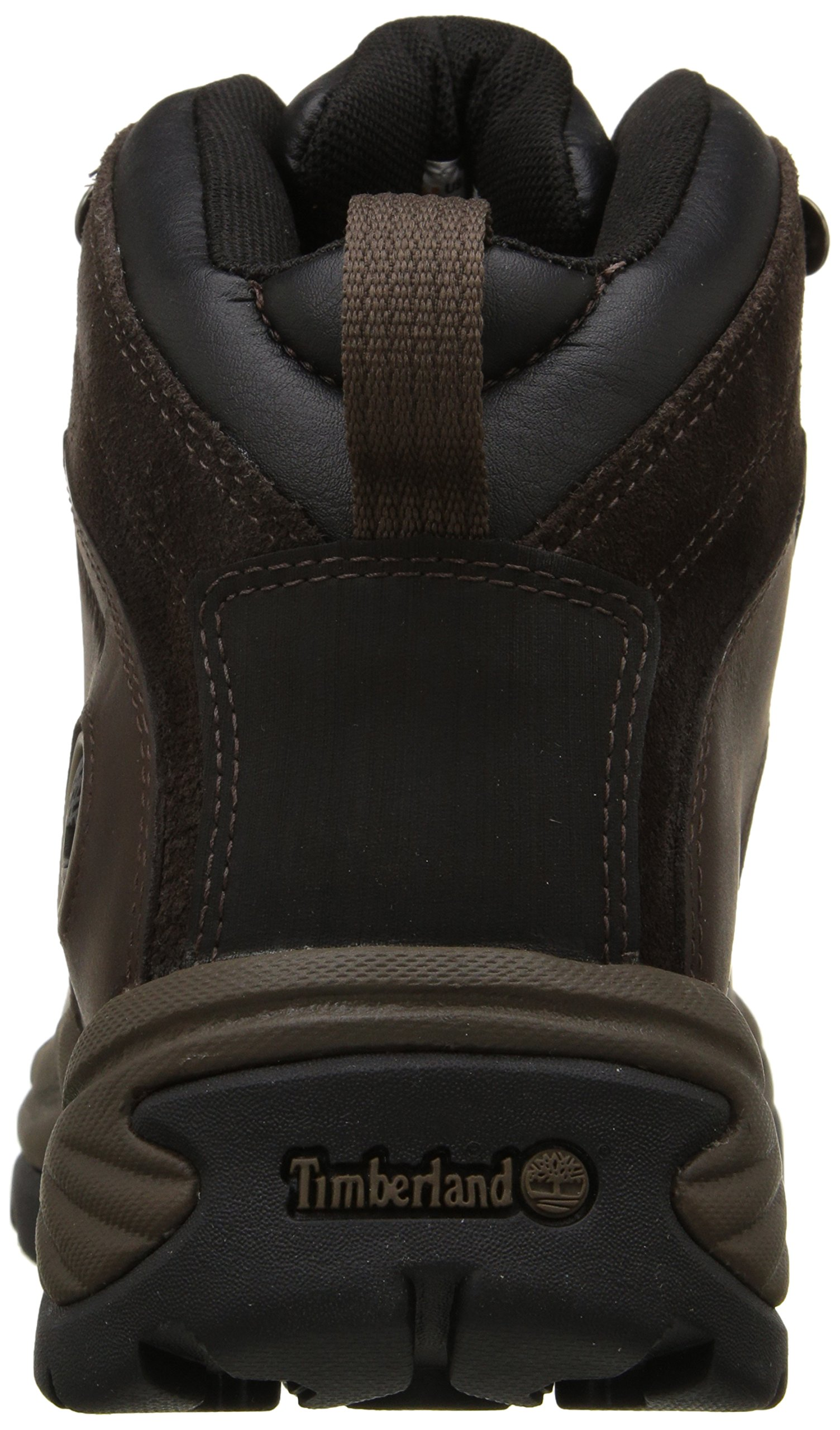 Timberland Men's Flume Waterproof Boot,Dark Brown,13 M US by Timberland (Image #2)