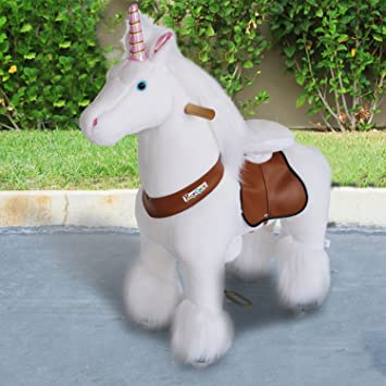 ponycycle original poney officiel dquitation marche mcanique licorne petite