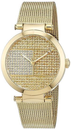Tommy Hilfiger Reloj Análogo clásico para Mujer de Cuarzo con Correa en Acero Inoxidable 1781867