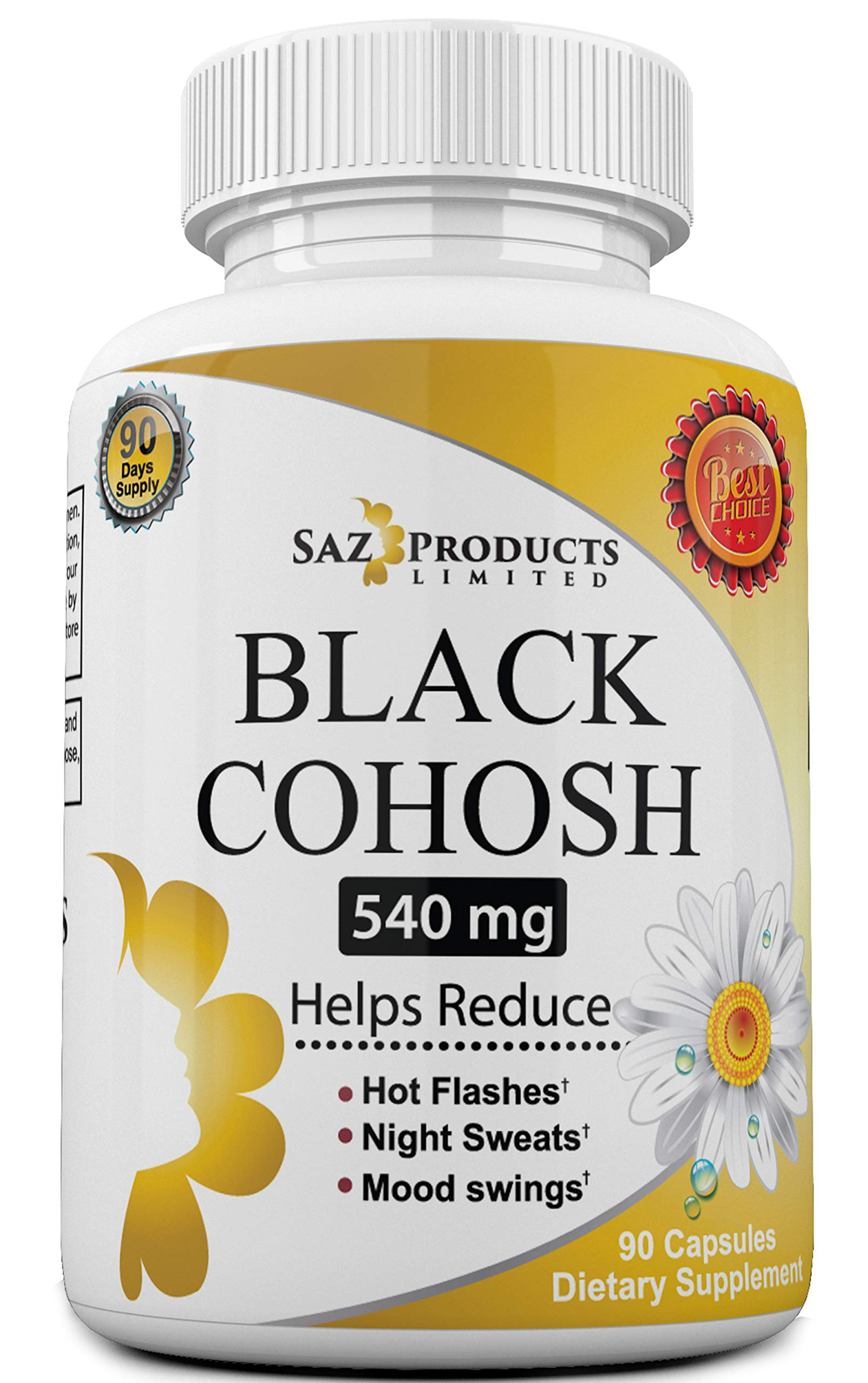 Best Rated In Black Cohosh Herbal Supplements Helpful