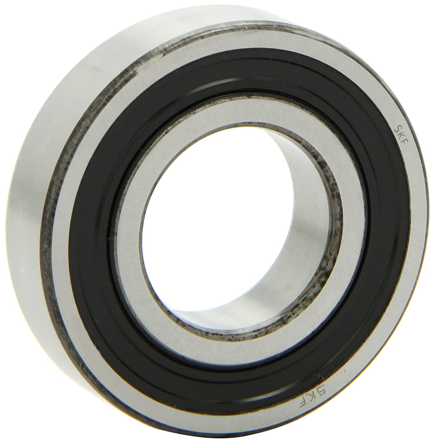 6206RS 30x62x16 6206-2RS Premium Rubber Sealed Ball Bearing 1 PC