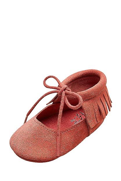 next Bebé niña Zapatos para Carrito con Cordones (Niña pequeña) Rosa 12-18 Meses: Amazon.es: Zapatos y complementos