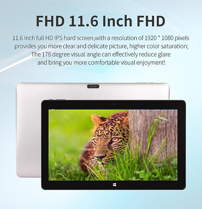 Jumper EZpad 6 Pro 2in1 Laptop Touchscreen image 6