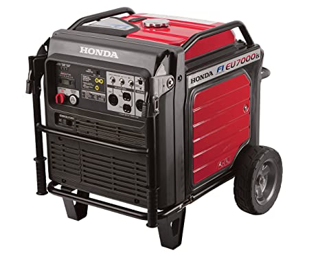 Honda EU7000IS 7000 Watt Portable Quiet Inverter