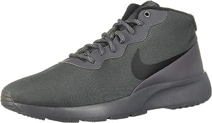marmo interpretazione tè  Nike Tanjun Chukka Dark Grey/Black/Green Glow Men's Basketball Shoes:  Amazon.ca: Sports & Outdoors