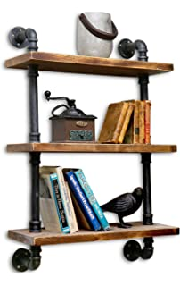 nach qa1006 3 shelves industrial shelf with pipe tubing