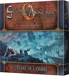 Fantasy Flight Games-La La Tierra de la Sombra (EDGMEC46 ...