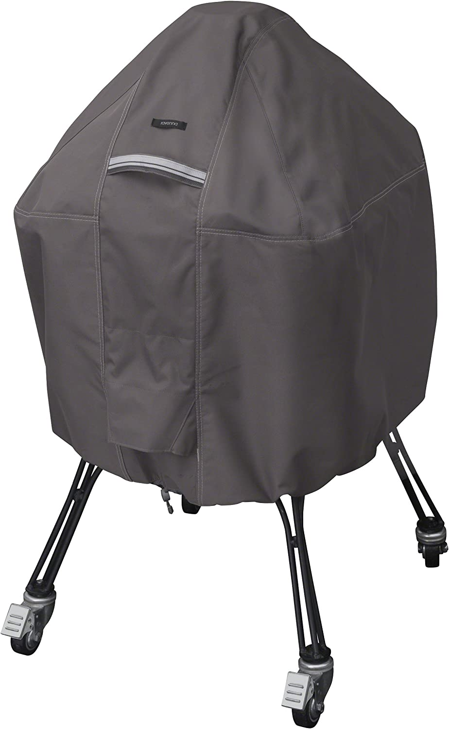 Classic Accessories Ravenna Cover For Kamado Ceramic Grills, X-Large, Taupe