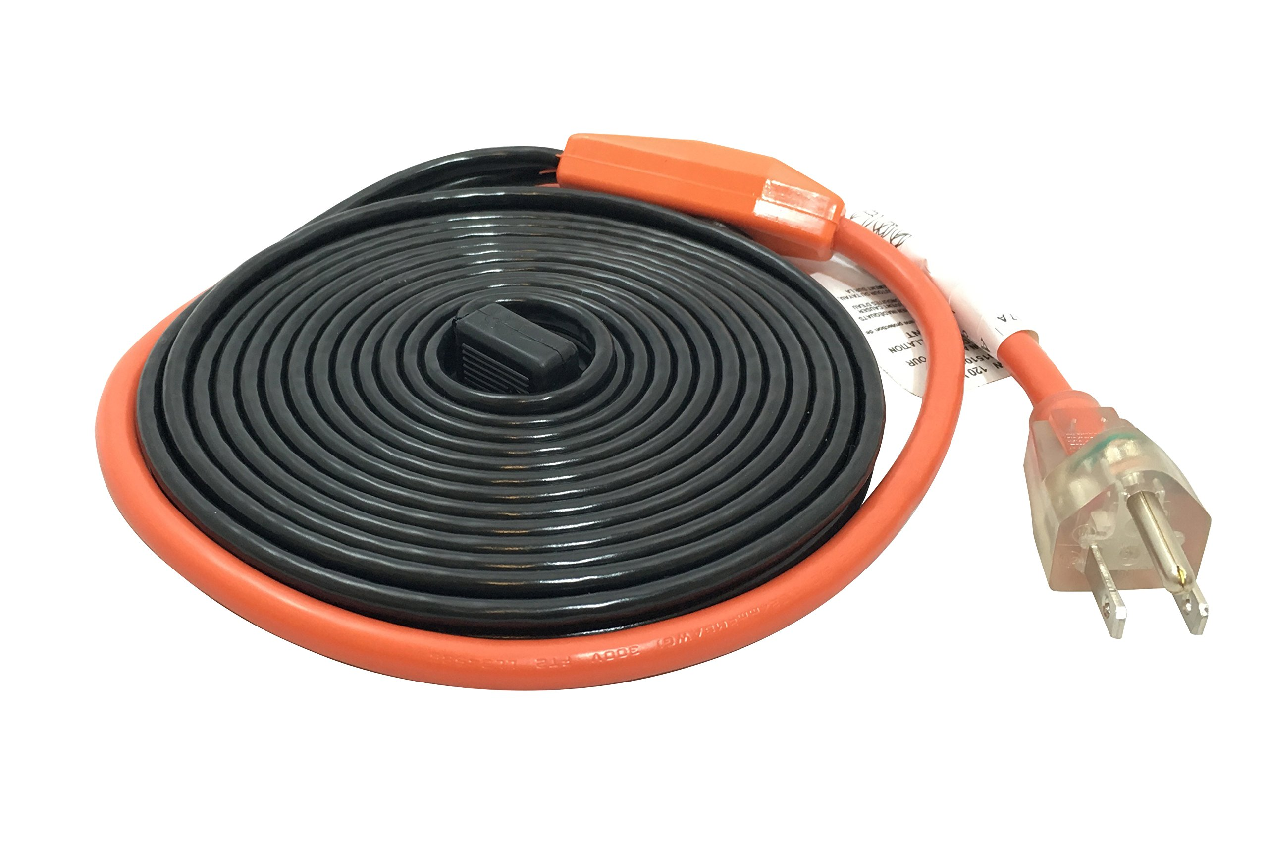 Frost King HC12A Heating Cables 12 Feet Black