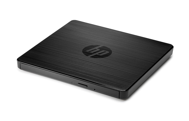 Negro, Bandeja, DVD-RW, USB 3.0, 0,368 MB, 24x HP F6V97AA#ABB Unidad de Disco /óptico