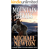 Mountain Devils (Gideon Thorn #4) book cover