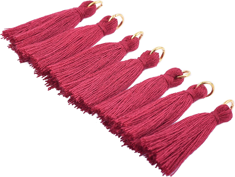 Essential Trimmings 8mm Metallic Rayon Braid Trimming Pink//Pink per 25 metre roll