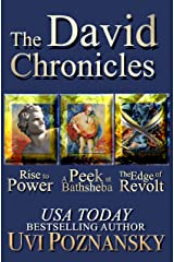 The David Chronicles: Trilogy Kindle Edition