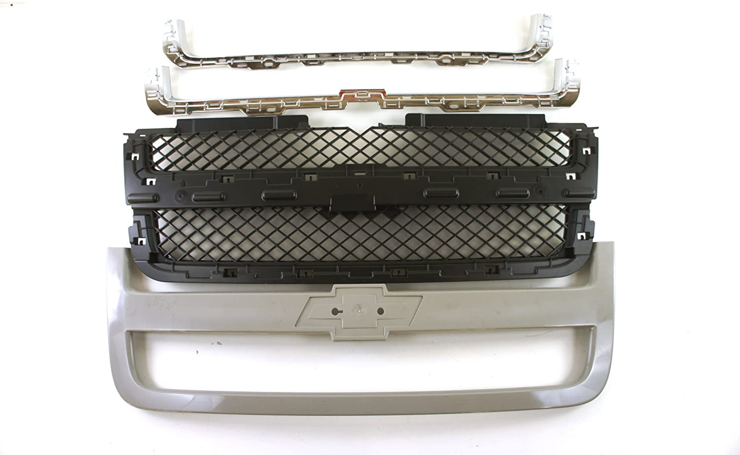 Genuine GM Parts 19121044 Grille Assembly