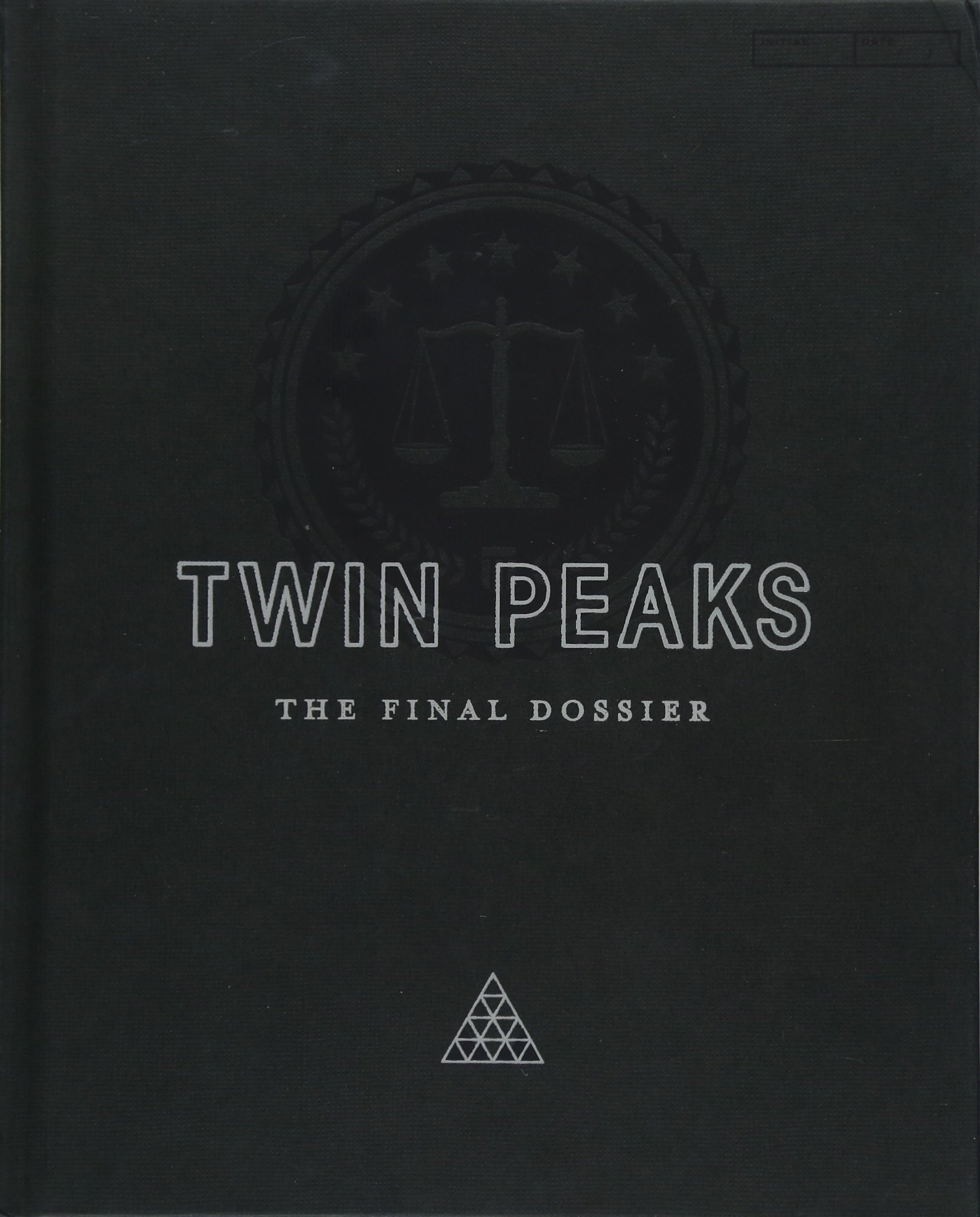 Amazon Twin Peaks The Final Dossier 9781250163301 Mark