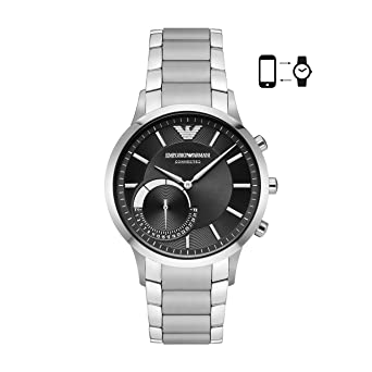 5400619a Amazon.com: Emporio Armani Hybrid Smartwatch ART3000: Watches
