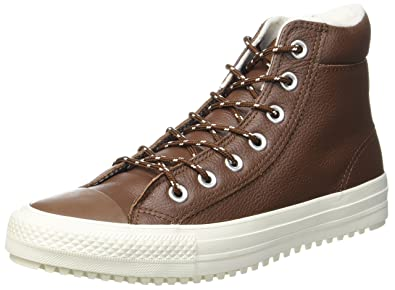 bc7391288de Converse Unisex-Erwachsene Chuck Taylor All Star Boot PC Sneakers Braun  Dark Clove 288