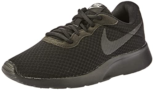 big discount reasonable price detailed pictures Nike Damen Tanjun Sneaker Schwarz Black-White, 38 EU
