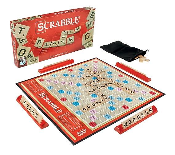 Scrabble Game: Amazon.de: Spielzeug