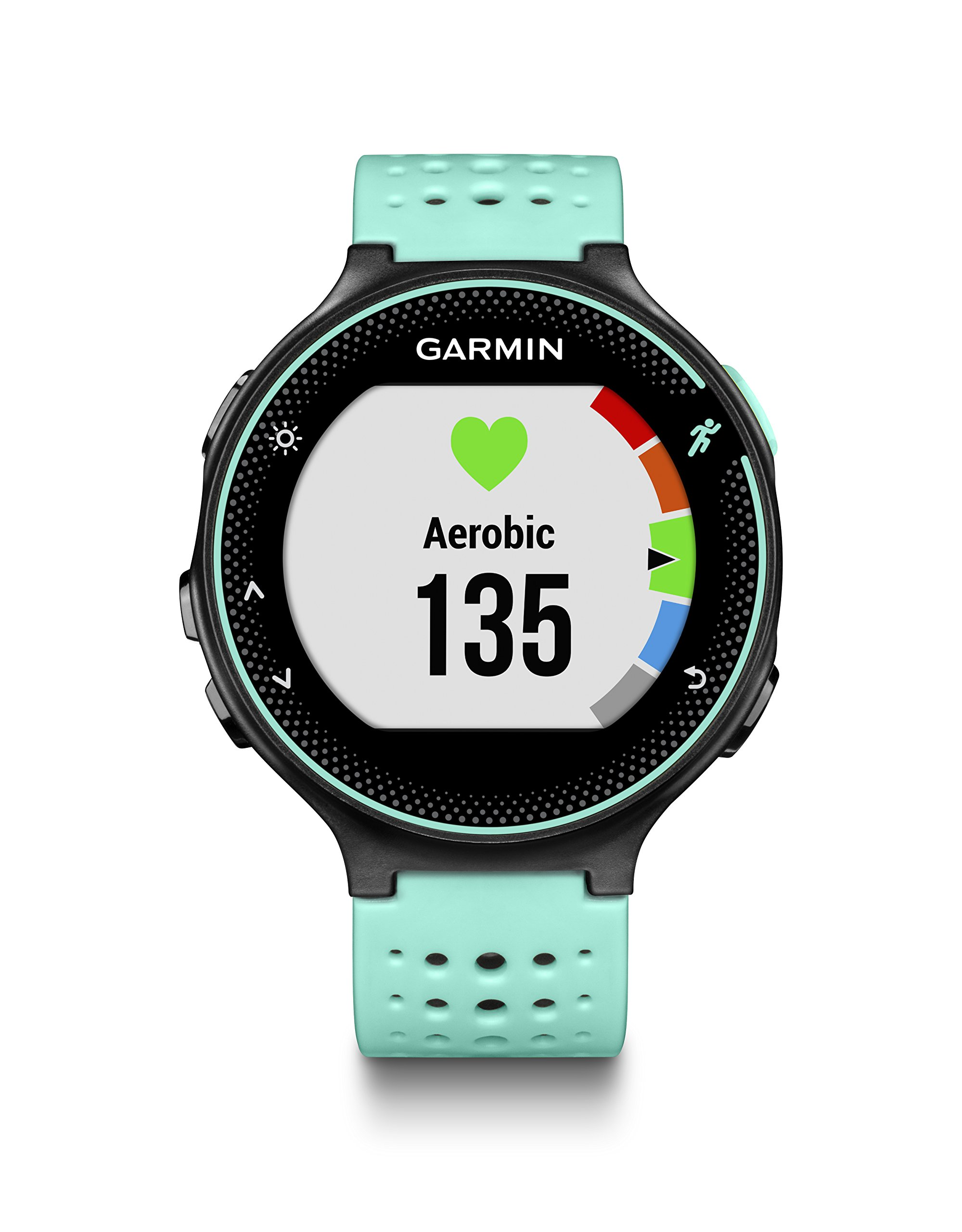Garmin Forerunner 235 (Frost Blue) GPS Running Watch Bundle | with HD Screen Protector Film (x4) & PlayBetter USB Car/Wall Adapters | On-Wrist Heart Rate | Elevate Heart Rate Technology | VO2 Max by PlayBetter (Image #2)