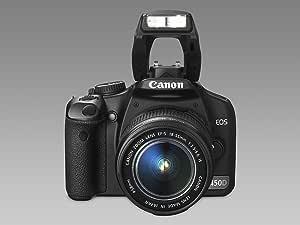 Canon EOS 450D - Cámara Réflex Digital 12.2 MP (Objetivo EF 70-300 ...