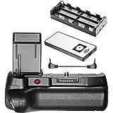 Neewer Infrarot-Fernbedienung Vertikaler Batterie-Griff Arbeiten mit LP-E10Akku für Canon 1100D 1200D 1300D/Rebel T3T5T6SLR Digital Kamera