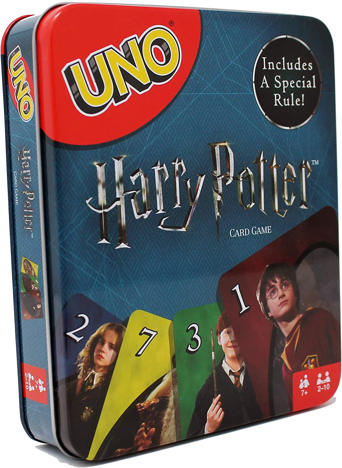 UNO: Harry Potter - Card Game (Tin Box)