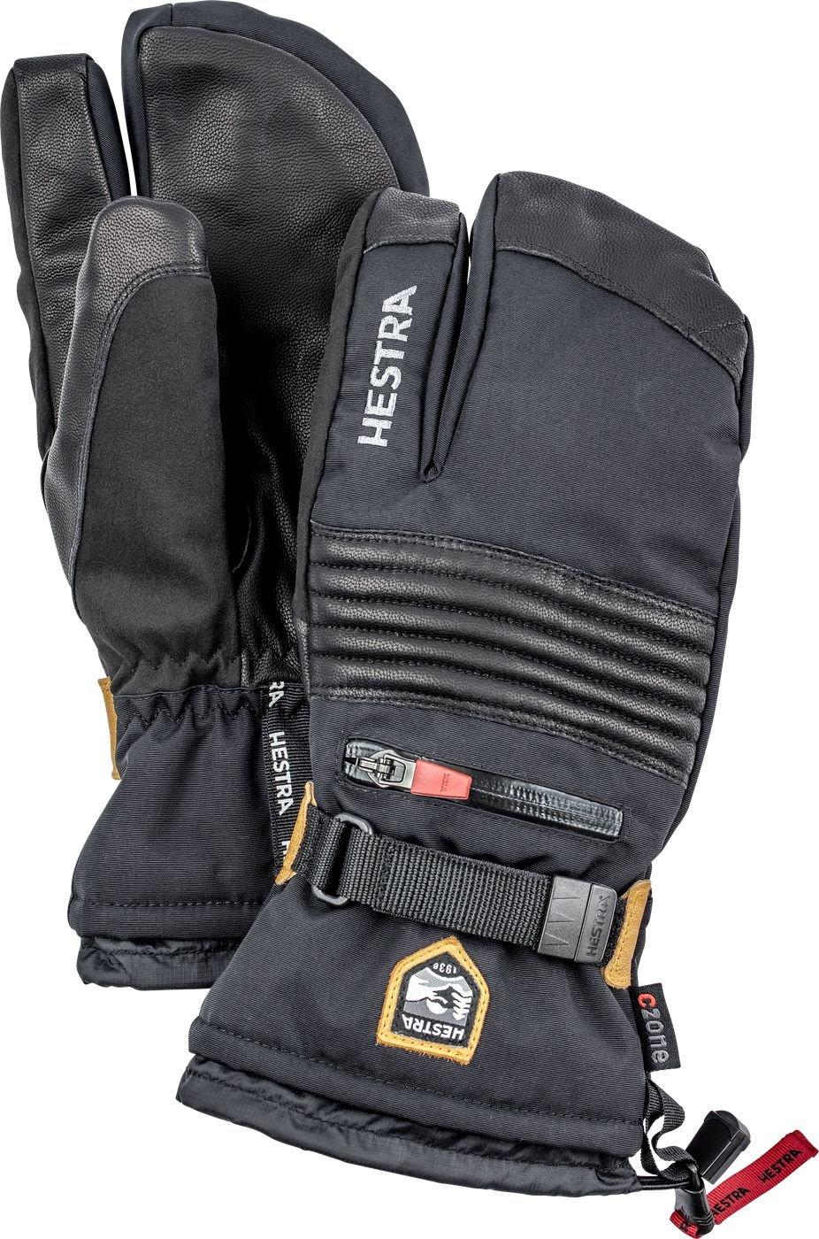 Hestra All Mountain Czone 3 Finger Gloves Hestra Gloves 31722