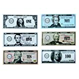 Amazon Price History for:School Smart US Bills Play Money - Set of 320