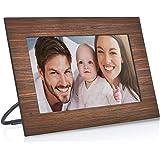 NIX Lux 13.3 Inch Digital Photo & Full HD Video Frame (Non-WiFi), With Hu Motion Sensor – Wood (X13B)
