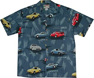 product image for Nissan Z Men's Hawaiian Aloha Rayon Shirt