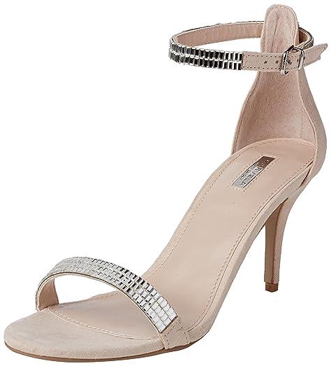 Carvela Women's Giselle Open-Toe Heels: Amazon.co.uk: Shoes & Bags