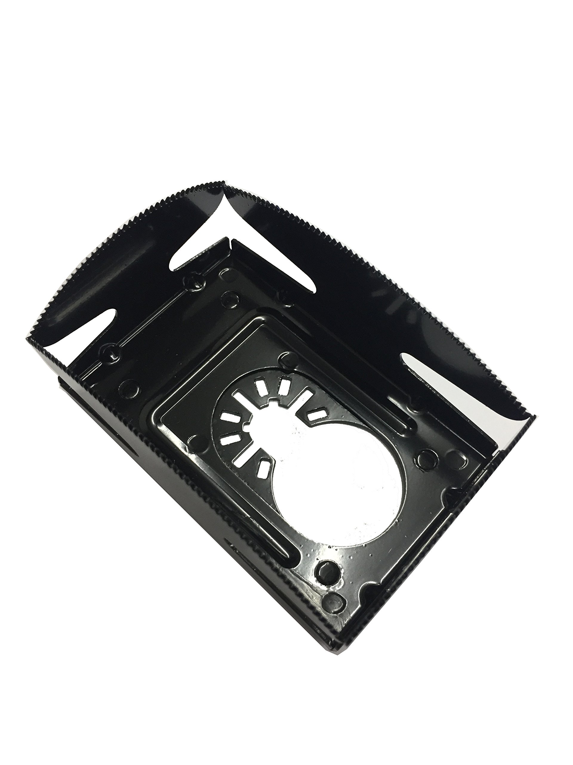 Qbit SQ1000-S-C Power Oscillating Multi-Tool Blade Saw for Metal 1-Gang Outlet Box by Qbit (Image #2)