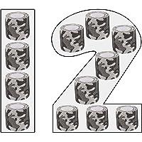Kohesive - Vendas autoadhesivas (12 unidades, 5 cm