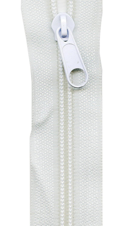Sullivans 5-1/2-Yard Make-A-Zipper Kit, Black 951-50