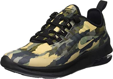 great prices good texture closer at Nike Air Max Axis Print (GS), Sneakers Basses Homme, Multicolore ...