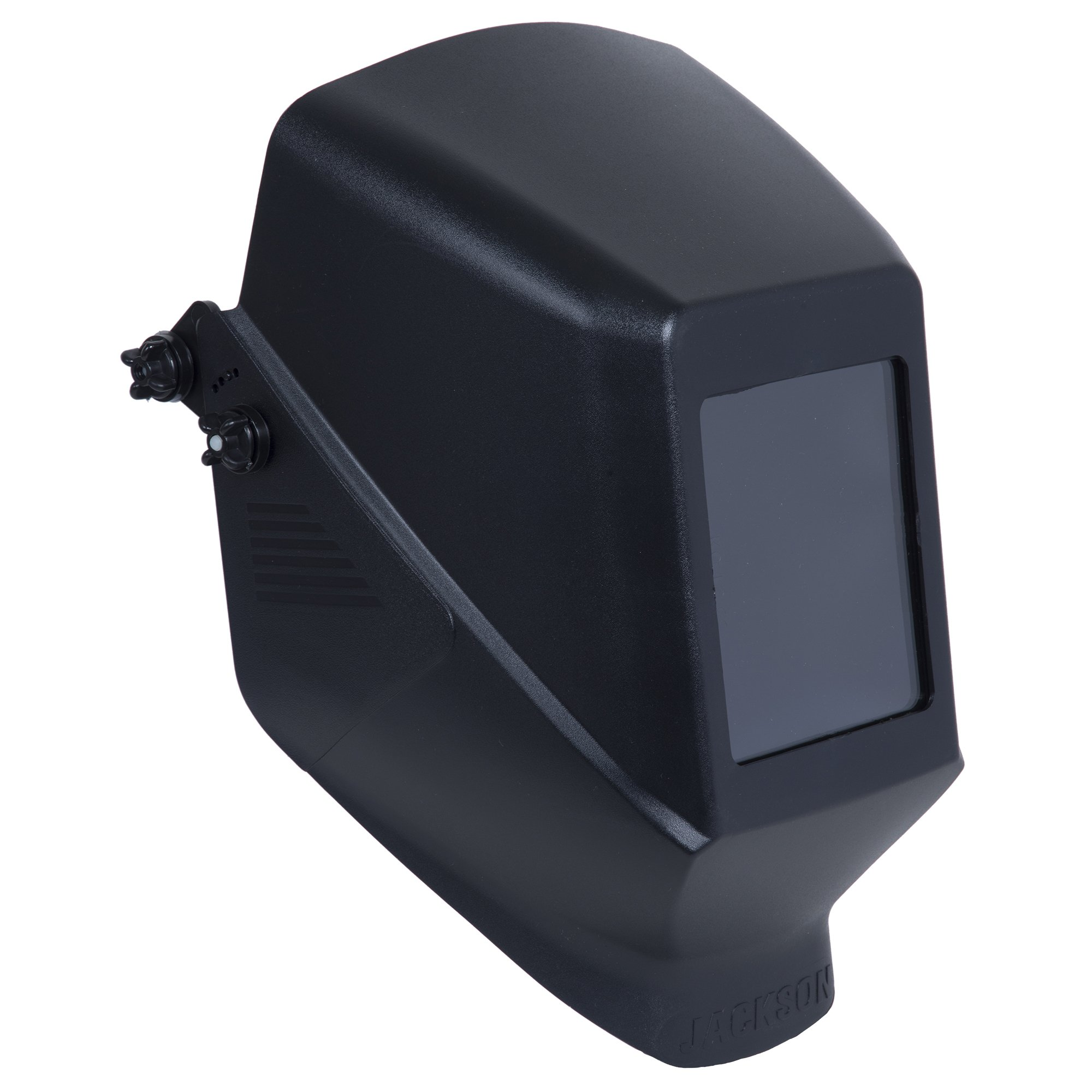 Jackson Safety Fixed Shade HSL 100 Welding Helmet (14975), with 187 Mounting Blades, Black, 4 Units / Case